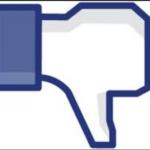 gilla inte facebook