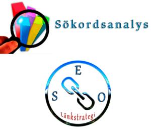 sokordsanalys & lankstrategi