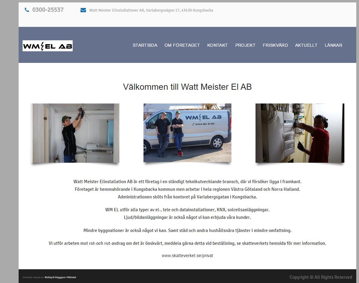 wordpress utveckling